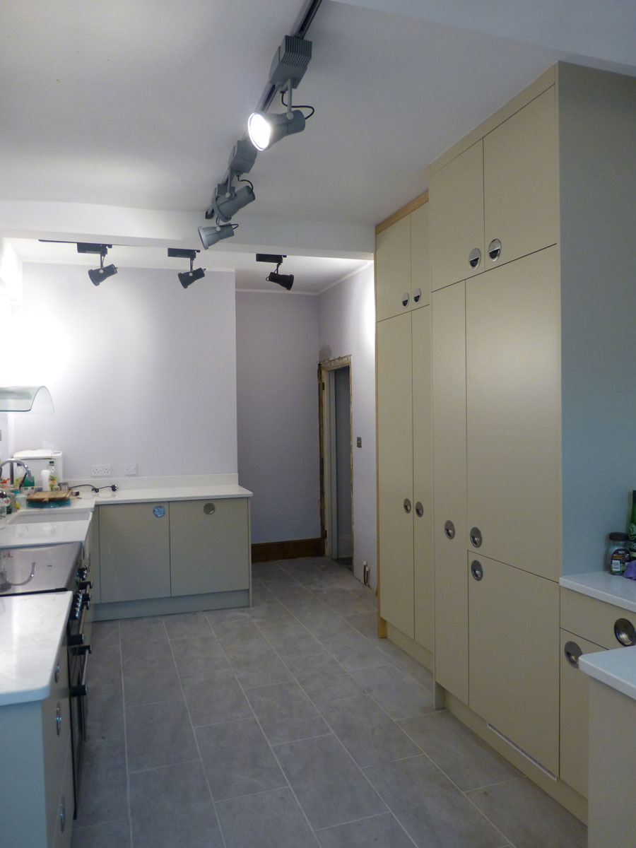 Custom Made Kitchen Cupboards
