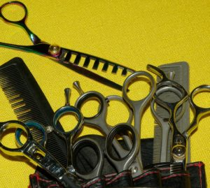 hairdresser scissors