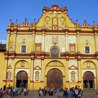 The Churches of San Cristobal de las Casas