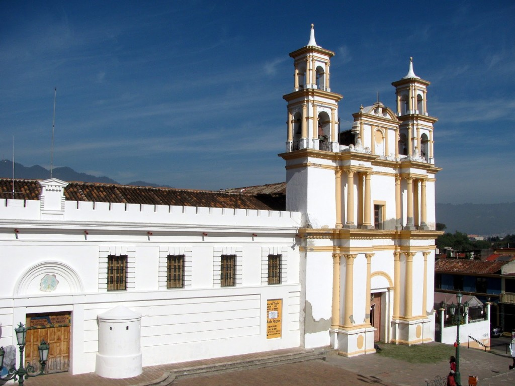 Templo y Ex-Convento de la Merced