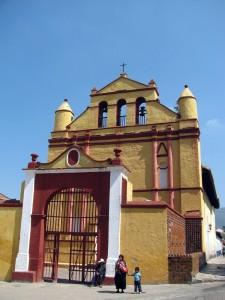Templo de San Nicolás