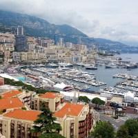 A Quick Stop in Monaco