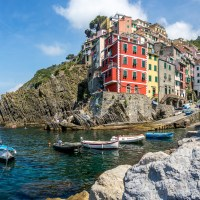 Ten Photos From Riomaggiore