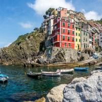 Ten Photos From Riomaggiore
