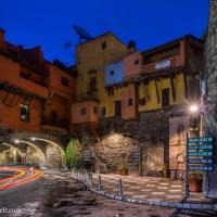 Guanajuato's Tunnels at Dawn