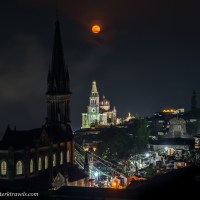 A Full Moon and The Day of the Dead