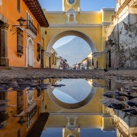 Reflections on Antigua