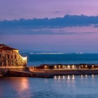Dawn in Collioure