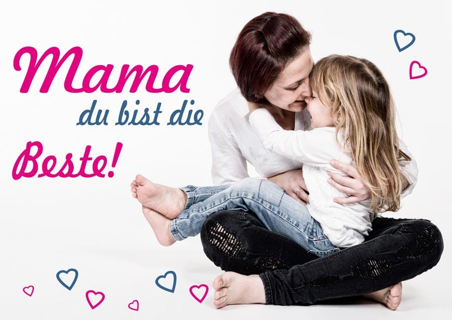 Gutscheine zum Muttertag