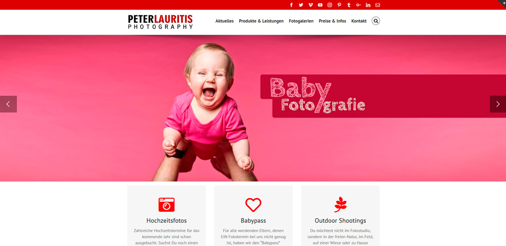 professionellewebseiten estaltung peter lauritis photography