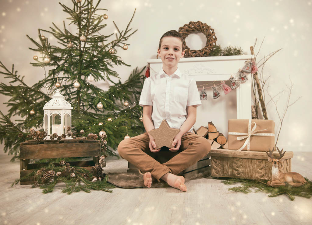 weihnachts fotoshooting kinder 2018 1