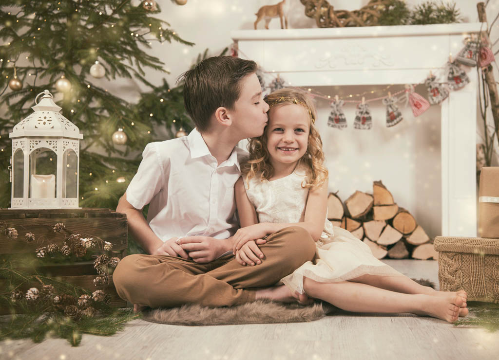 weihnachts fotoshooting kinder 2018 8