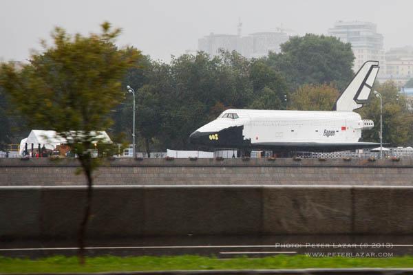 Űrrepülés kedvelőknek - Burán az orosz űrrepülőgép