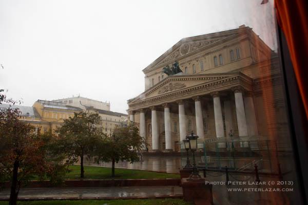 Большой театр - Moszkvai Nagyszínház
