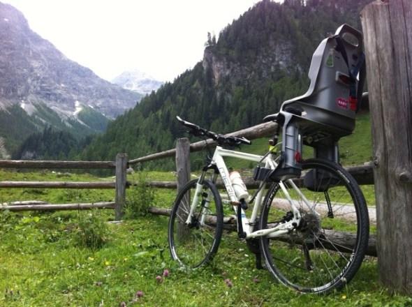 Merida Crossway TFS-300D az Alpokban (2010)