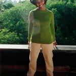 """Carolyn """"Honeychild"""" Coleman; New York 1997 - Fotograf Peter Lindberg Göteborg"""