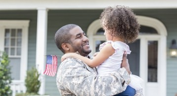 Home Sellers: There Is an Extra Way To Welcome Home Our Veterans   Simplifying The Market