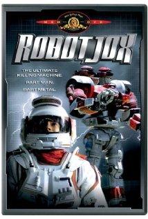 Robot Jox Film Poster