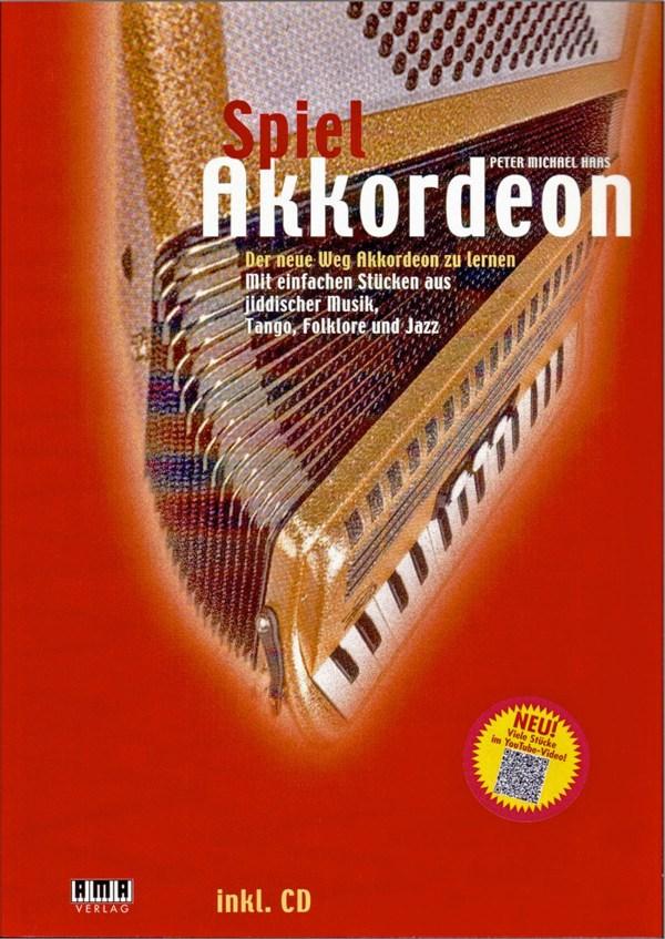 Titelbild Spiel Akkordeon von Peter M Haas