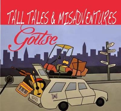 CD Cover Goitse