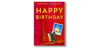 Happy Birthday Titelbild