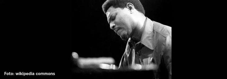 Der Jazzpianist McCoy Tyner