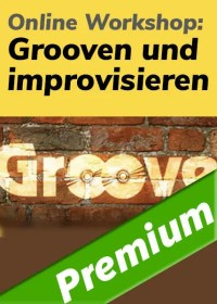 Teaserbild Online Workshop grooven