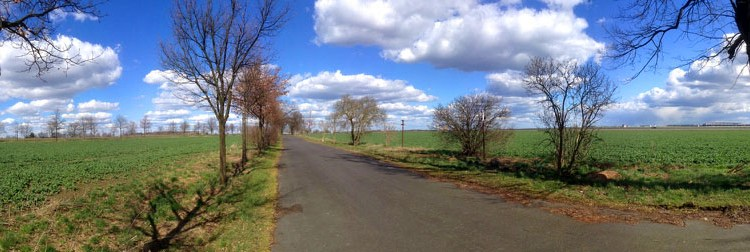 Panorama Landschaft Foto von Peter M Haas