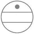 Akkordeon-Register-Symbol-Piccolo