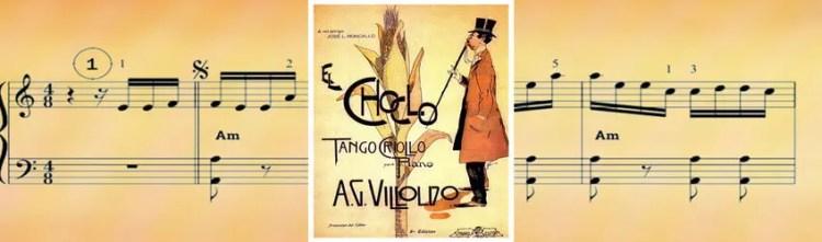 El Choclo - Titel des berühmten Tangos