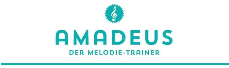 Logo Melodietrainer AMADEUS von Peter M Haas