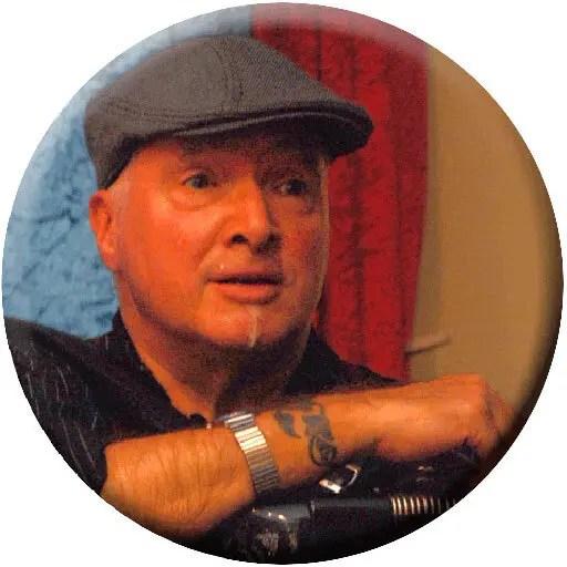 Der Musiker Peter M. Haas