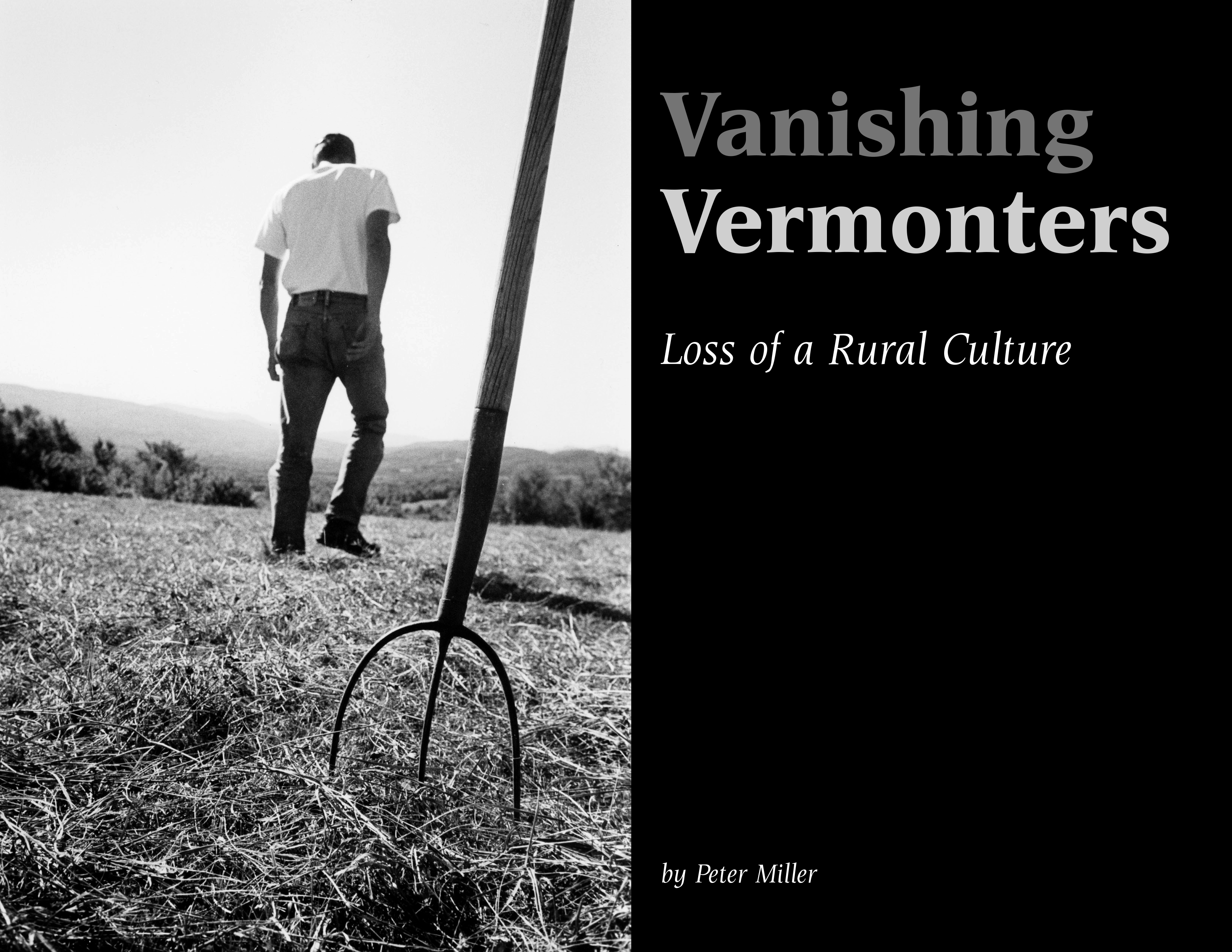 Vanishing Vermonter cover