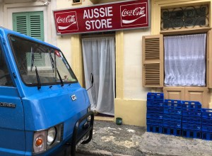 Aussie Store, Bormla, Malta