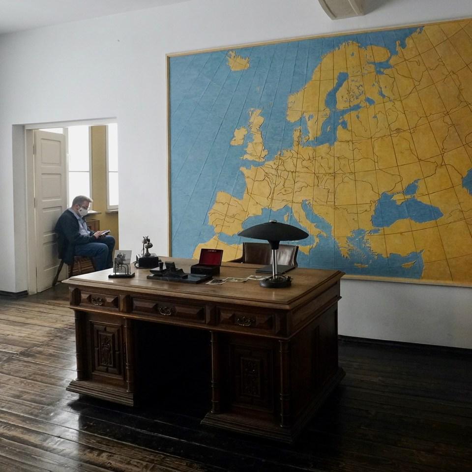 Schindler's Office in Kraków