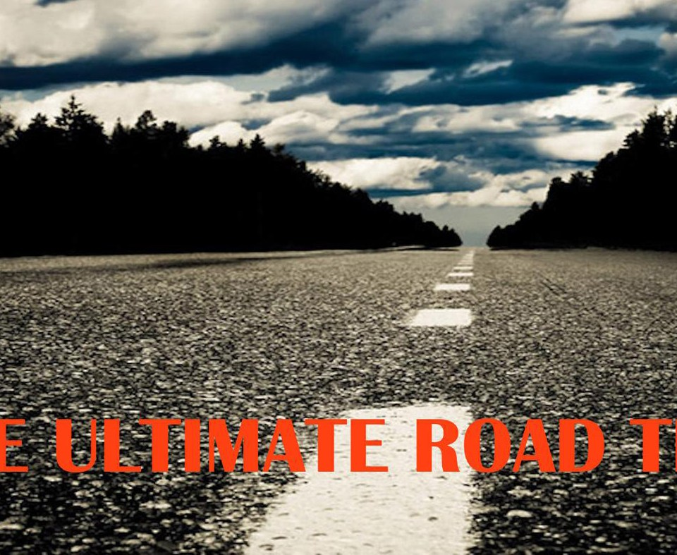 Ultimate Road Trip Podcast