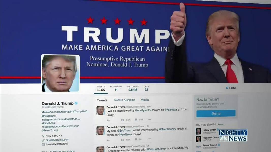 How Twitter and Facebook Helped Trump Win