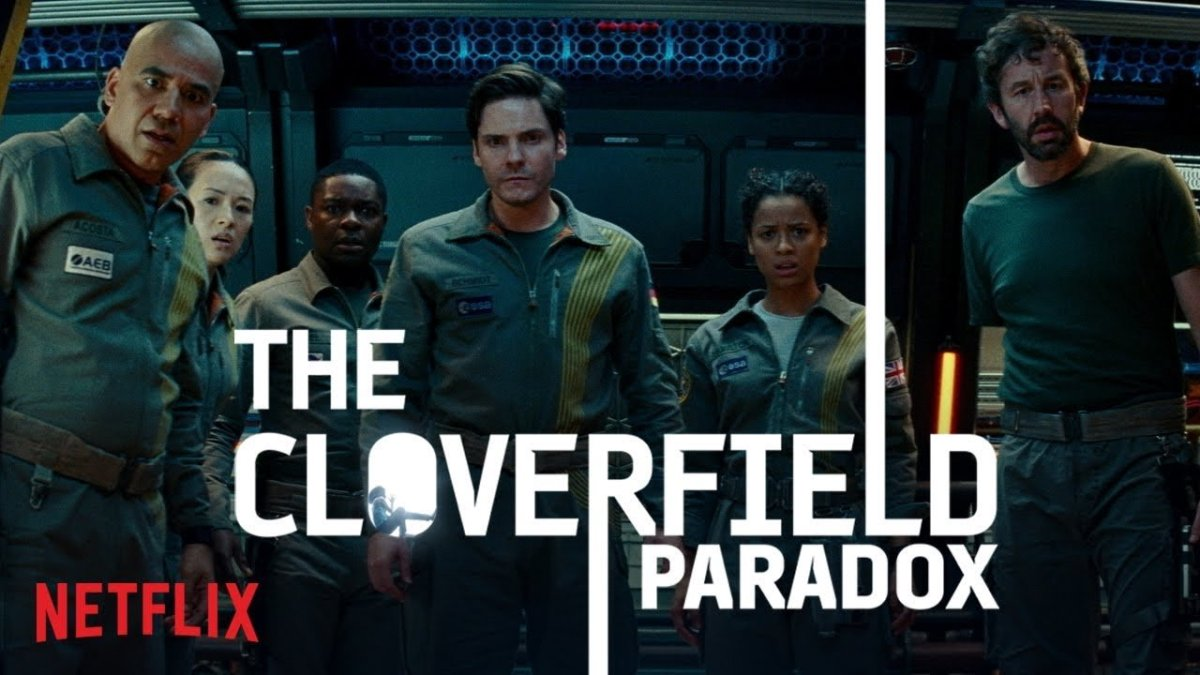 Netflix's Surprise Release of The Cloverfield Paradox