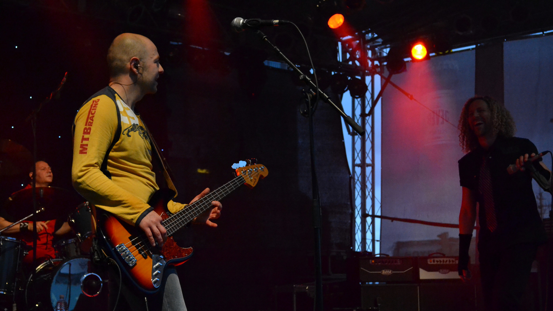 Chili Con Pepper live (Photo by Peter Paulsen)
