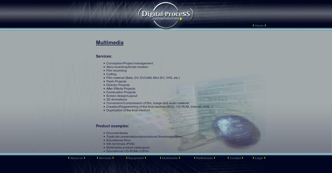 Digital Process SP