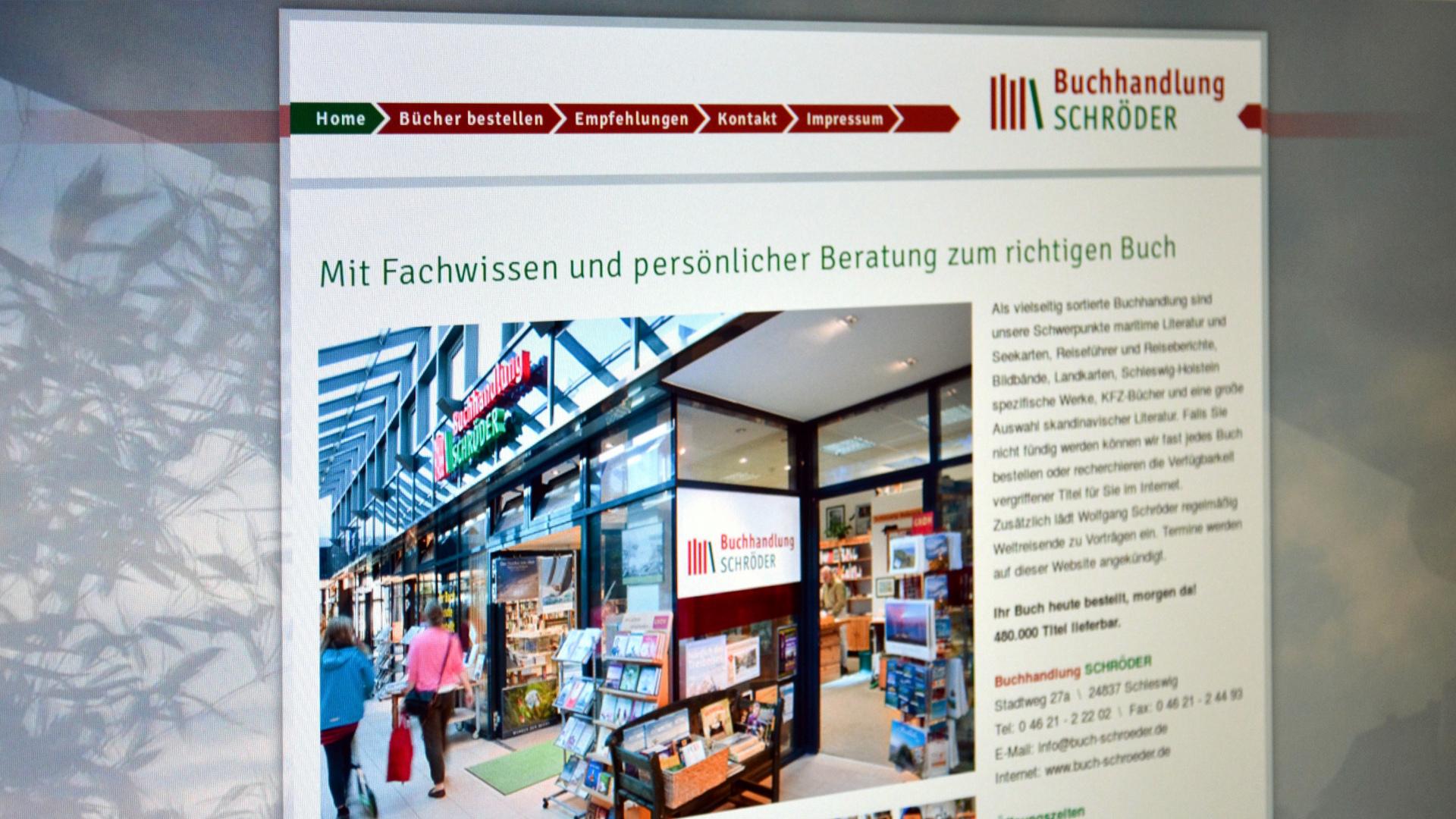 Buchhandlung Schröder