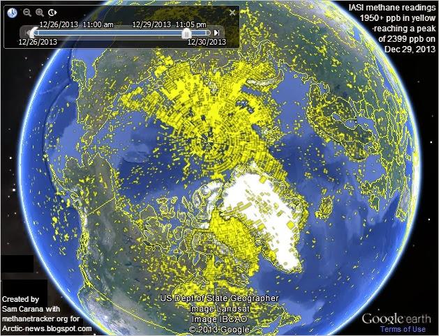 Arctic Methane Dec-26-29-2013
