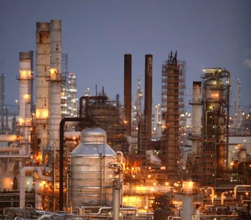 BP refinery Texas City