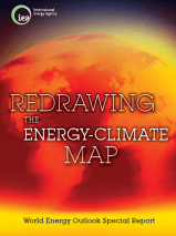 IEA Redrawing the climate-energy map