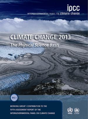 IPCC 5th Assessment wg1cover