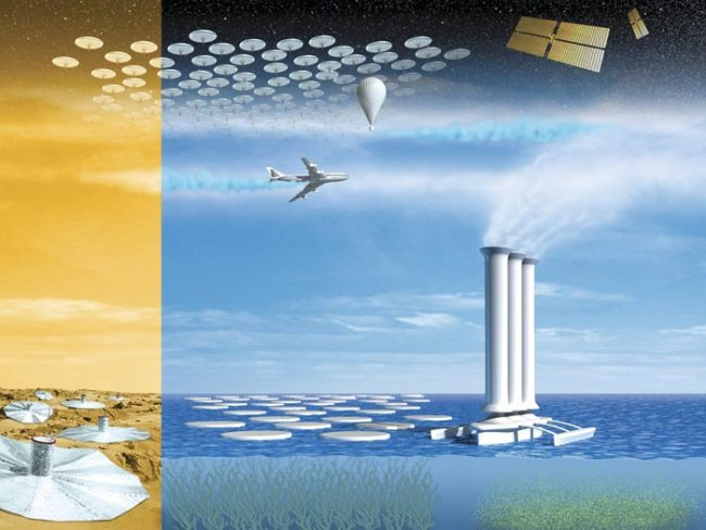 geotech and GHG emissions