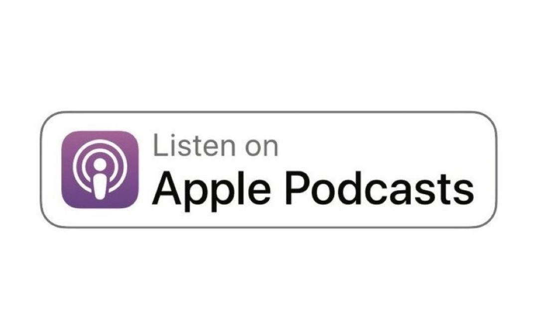 Listen on Apple Podcasts Logo