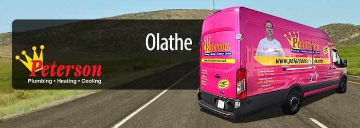 Olathe, CO Heating & AC Services