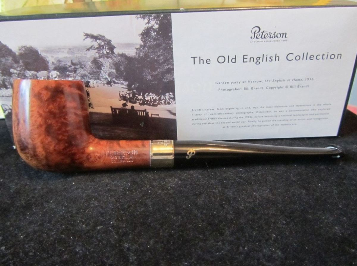 August 2014 – Peterson Pipe Notes