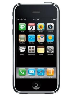 Clean and user friendly iPhone interface